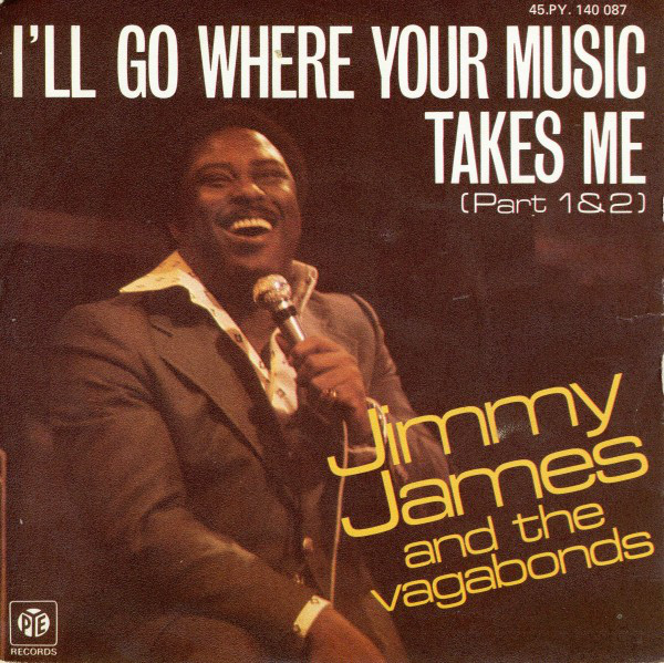 Jimmy James & The Vagabonds