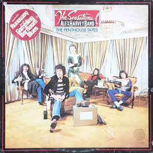 Sensational Alex Harvey Band, The