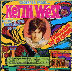 Keith West