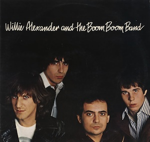 Willie Alexander and the Boom Boom Band