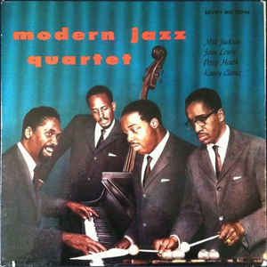 Modern Jazz Quartet, The