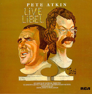 Pete Atkin and Clive James