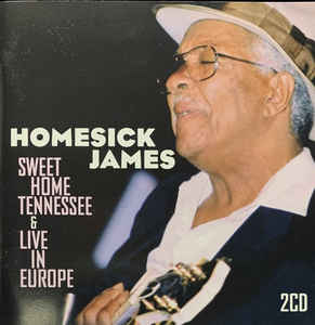 Homesick James
