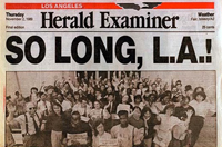 Los Angeles Herald Examiner