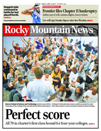 Rocky Mountain News
