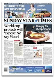 Sunday Star-Times (New Zealand)