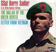 Staff Sergeant Barry Sadler