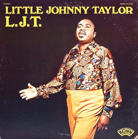 Little Johnny Taylor
