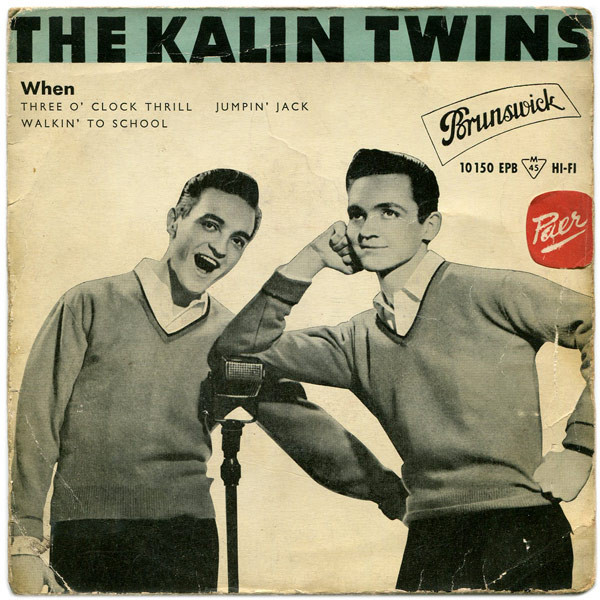 Kalin Twins, The