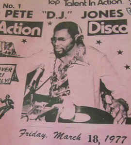 Pete DJ Jones