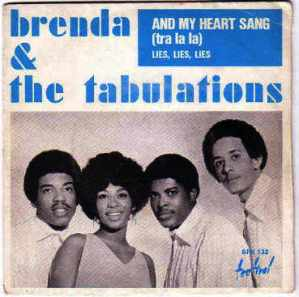 Brenda & The Tabulations