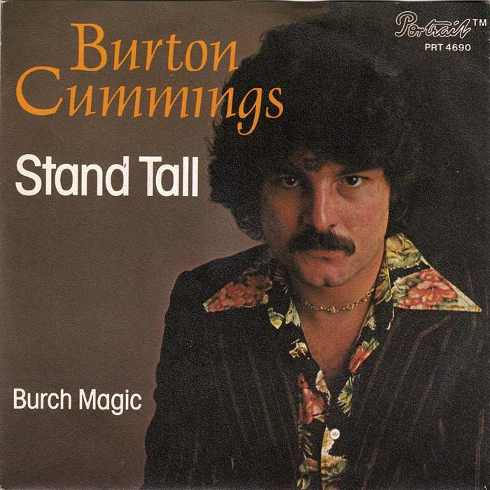 Burton Cummings