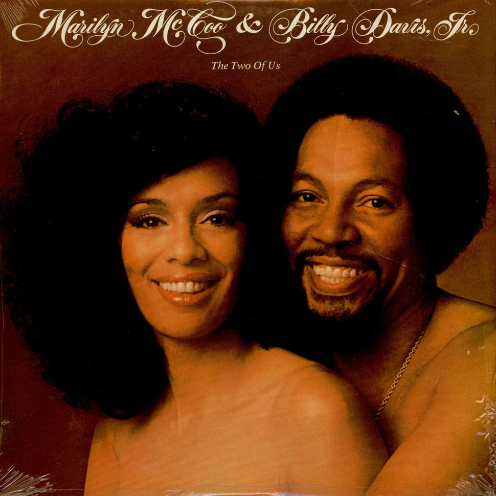 Billy Davis and Marilyn McCoo