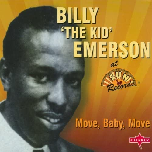 "Billy ""The Kid"" Emerson"