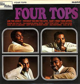 Four Tops, The