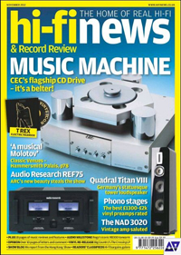 Hi-Fi News & Record Review