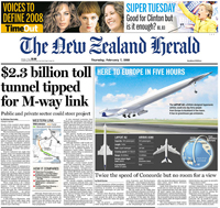 New Zealand Herald, The