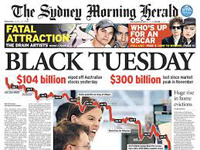 Sydney Morning Herald, the