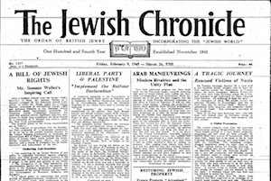 Jewish Chronicle, The